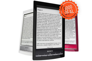 Sony Reader Wi-Fi Good Deal