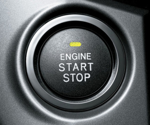 Car Ignition Button