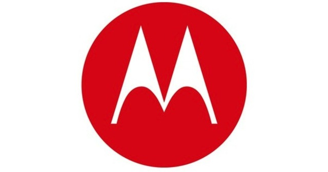 Motorola logo red