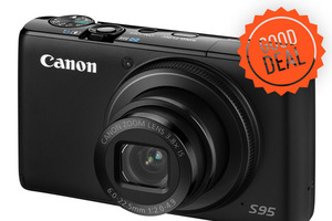 Canon PowerShot S95 Good Deal