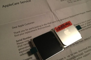 iPod nano replacement