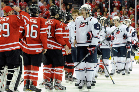 World Juniors Preliminary Round Recap