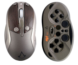 Chameleon X-1 Assassins Creed gamepad mouse