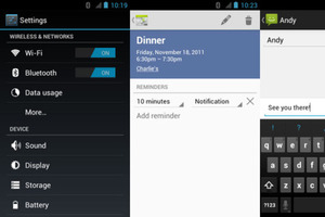Android 4.0 Holo Theme 720