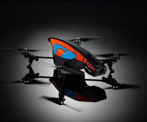Parrot AR.Drone 2.0 Leaked Image