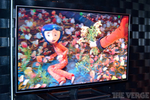 Gallery Photo: Toshiba 55-inch 4K glasses-free 3D hands-on