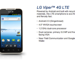 LG Viper Sierra Wireless Hotspot