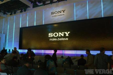 live from sony ces 2012
