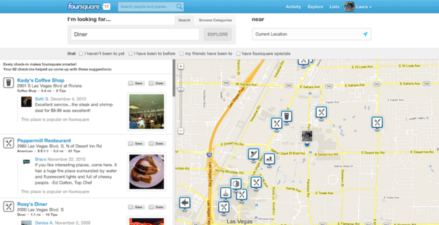 Foursquare Explore
