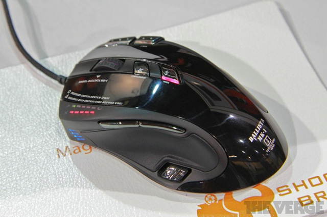 Shogun Bros Ballista gaming mouse