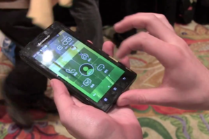 Lenovo Intel Medfield smartphone first hands-on