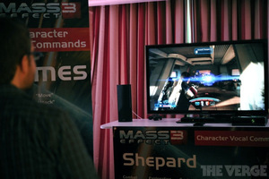 Gallery Photo: 'Mass Effect 3' Kinect voice commands