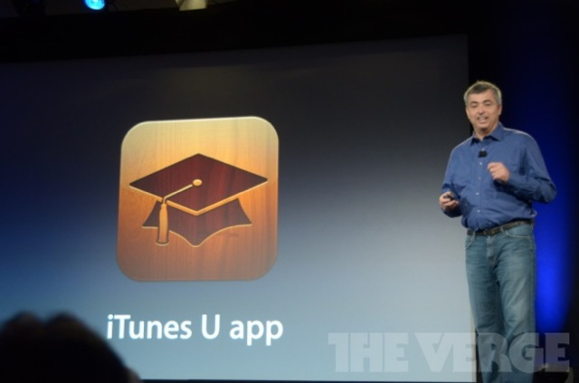 Itunes U, Apple