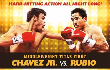 Julio Cesar Chavez Jr. Looks To Win Over Doubters As He Takes On Tough Contender Marco Antonio Rubio.