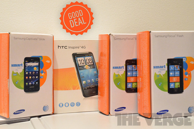 AT&amp;T Smartphone Good Deal