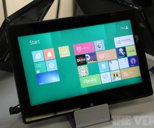TI Windows 8 tablet ARM