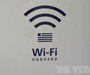 In-Flight Wi-Fi US Air (1020)