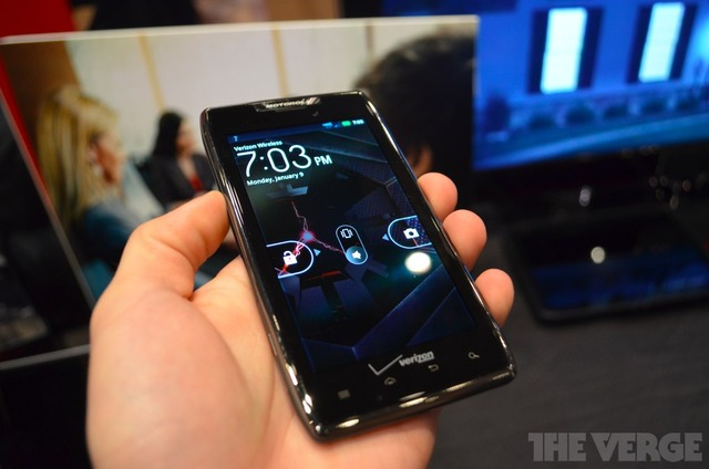 Gallery Photo: Motorola Droid RAZR Maxx hands-on pictures