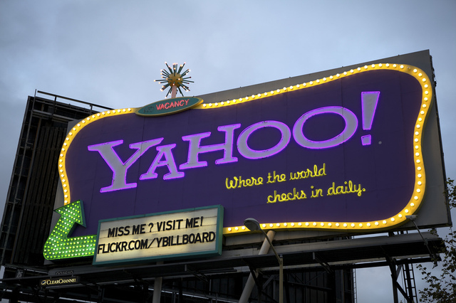 Yahoo Billboard (Flickr)