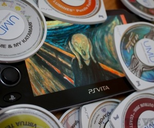vita drowning in UMDs