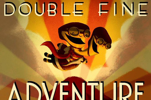 Double Fine Adventure!