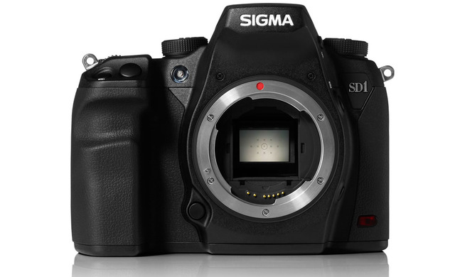 Sigma SD1 Press