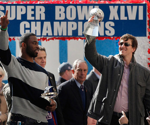 The New York Week That Was (The Super Bowl Champion Giants Edition)