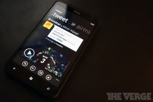 Carbon v1.1 twitter Windows Phone