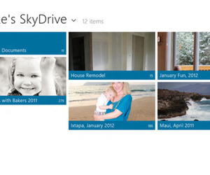 Skydrive Windows 8
