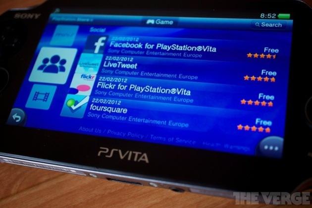 vita social apps