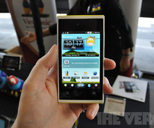 Gallery Photo: ViewSonic ViewPhone 4s hands-on photos