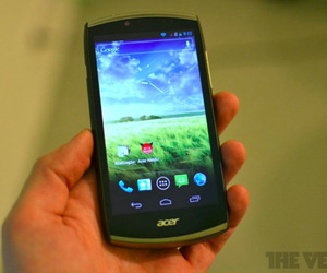 Gallery Photo: Acer CloudMobile hands-on photos