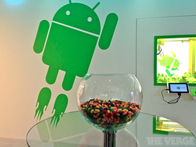 google jelly beans