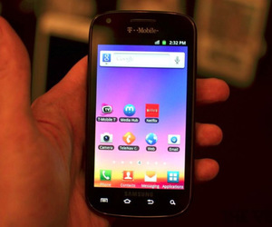 Gallery Photo: Galaxy S Blaze 4G hands-on photos