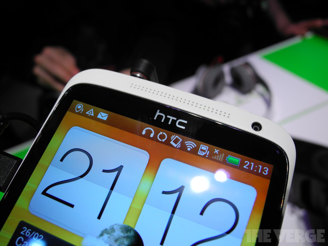 Gallery Photo: HTC One X hands-on