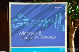 Windows 8 Consumer Preview liveblog