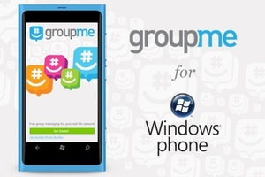 GroupMe Windows Phone