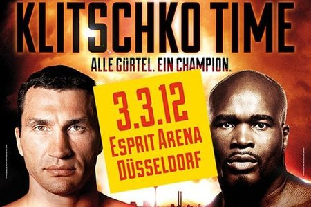 Klitschko vs Mormeck: Live Stream, Results and Round-By-Round ...