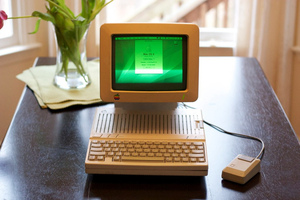 Apple IIc G4 Flickr