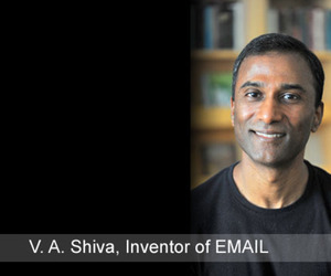 inventor of email