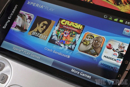 xperia play playstation suite