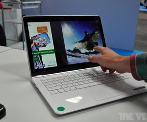 Gallery Photo: Intel touchscreen ultrabook prototype photos