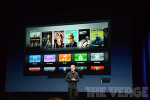 Gallery Photo: New Apple TV interface pictures