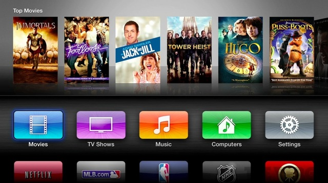 Apple TV version 5.0