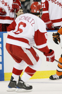 WCHA: Justin Schultz Weighing Options, No Decision Imminent