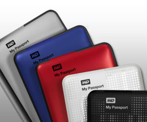 Western Digital My Passport