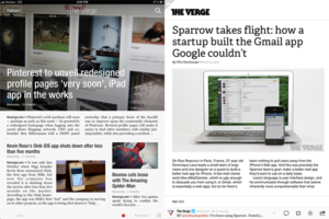 verge for flipboard
