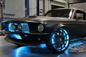 Gallery Photo: Microsoft 'Project Detroit' West Coast Customs Mustang photos