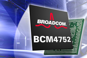Broadcom GPS BCM4752 Chip