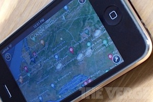 Google Earth 6.2 iPhone